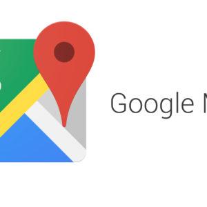 グーグルマップ目印共有