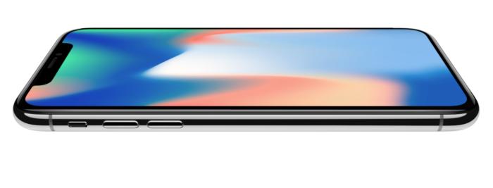iphonex有機ELディスプレイ
