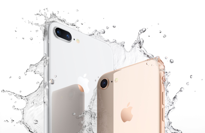iphone8防水