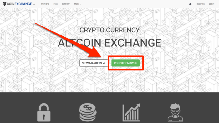 CoinExchange-トップページ